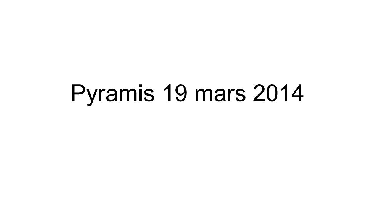 Pyramis 19 mars 2014