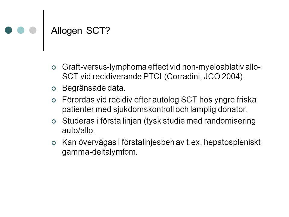 Allogen SCT.