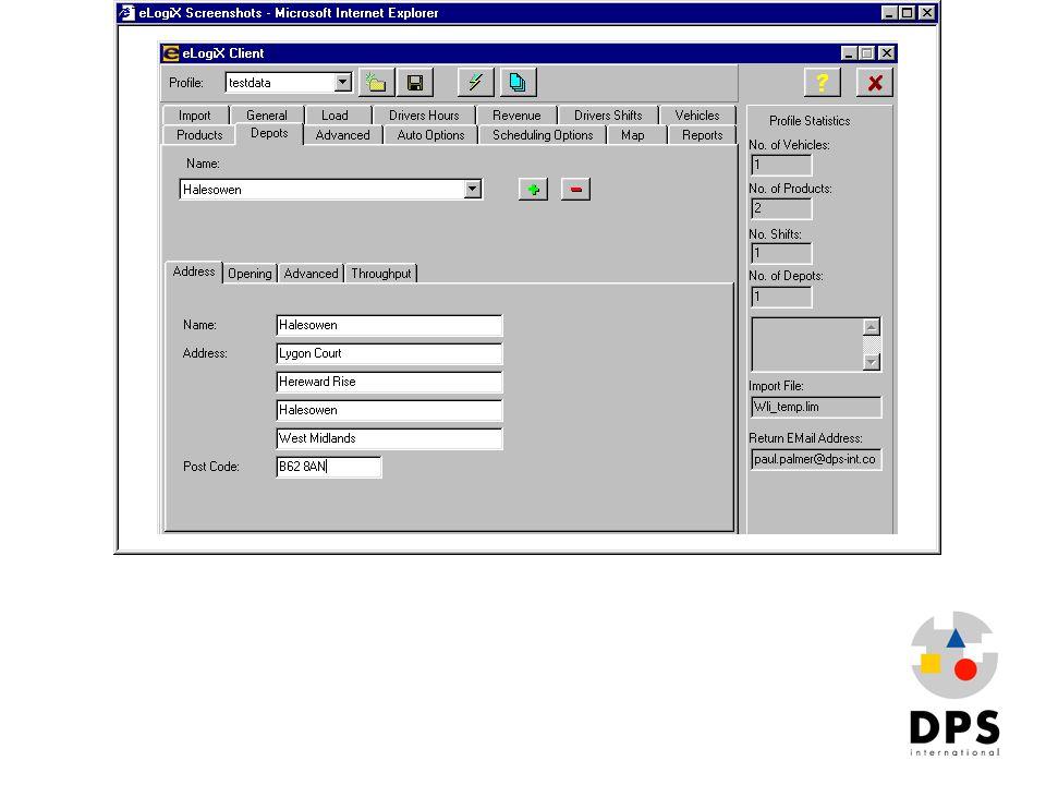 Elogix1 ElogiX Profile generator