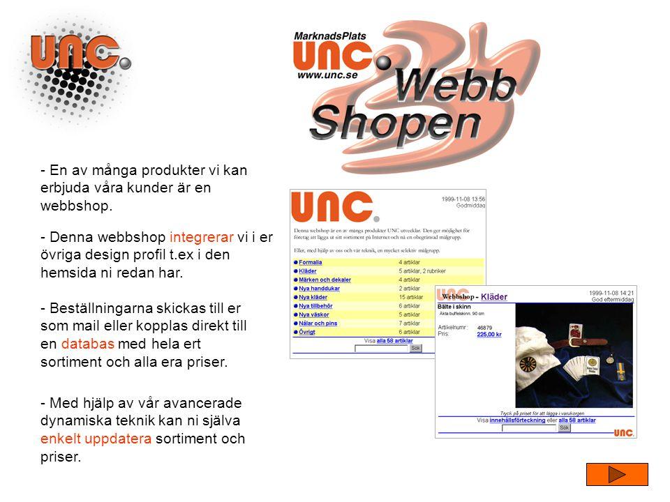 Sweden Open Line är namnet på en Internet-tjänst som skapats och drivs av MarknadsPlats UNC AB. Syftet och målsättningen är att främja kommunernas inf