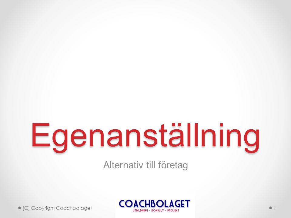 Om mig (C) Copyright Coachbolaget2