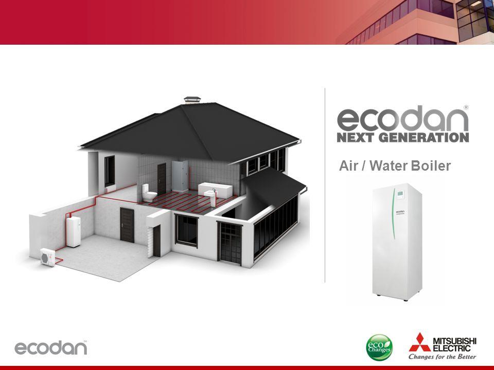 Air / Water Boiler