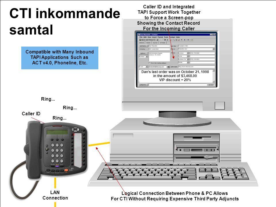 Why 3Com Voice V1.2 Slide 13 Lane 3 Min Speed Ambulance Only Lane 2 Max Speed No Trucks Kontroll på nätverket - ett måste för IP telefoni. Lane 1 Affä