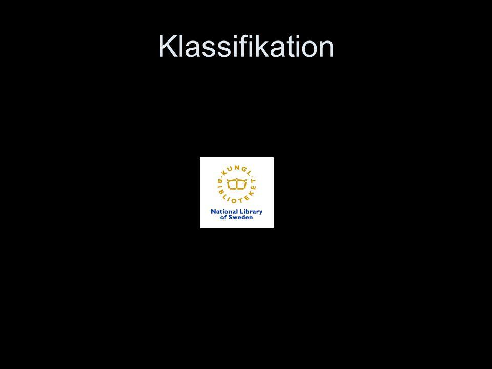 Klassifikation
