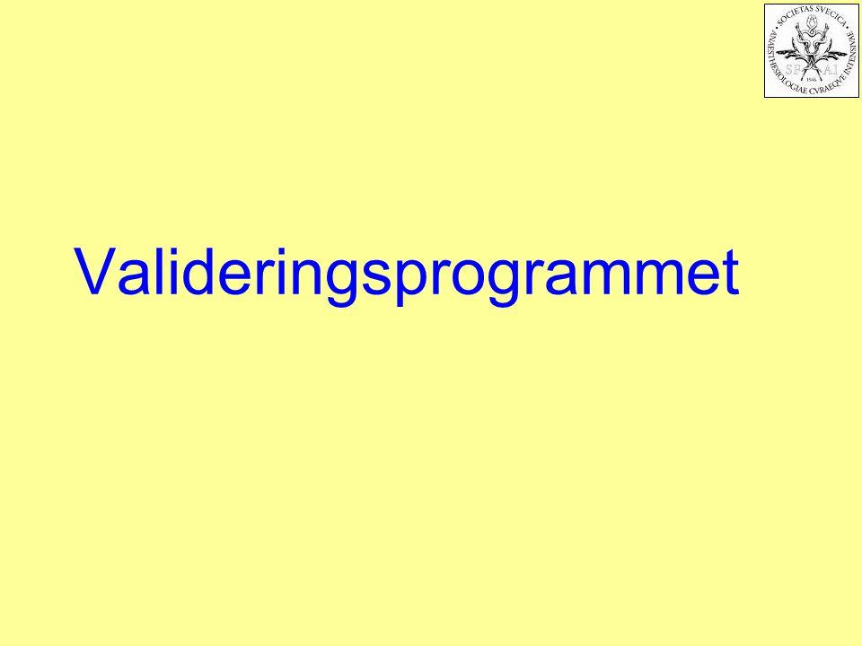 Valideringsprogrammet