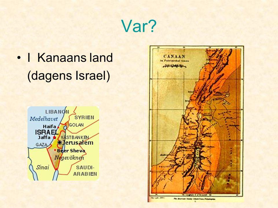 Grundare och när •Moses räknas som judendomens grundare då han tog emot stentavlorna av Gud för 3200 år sedan.