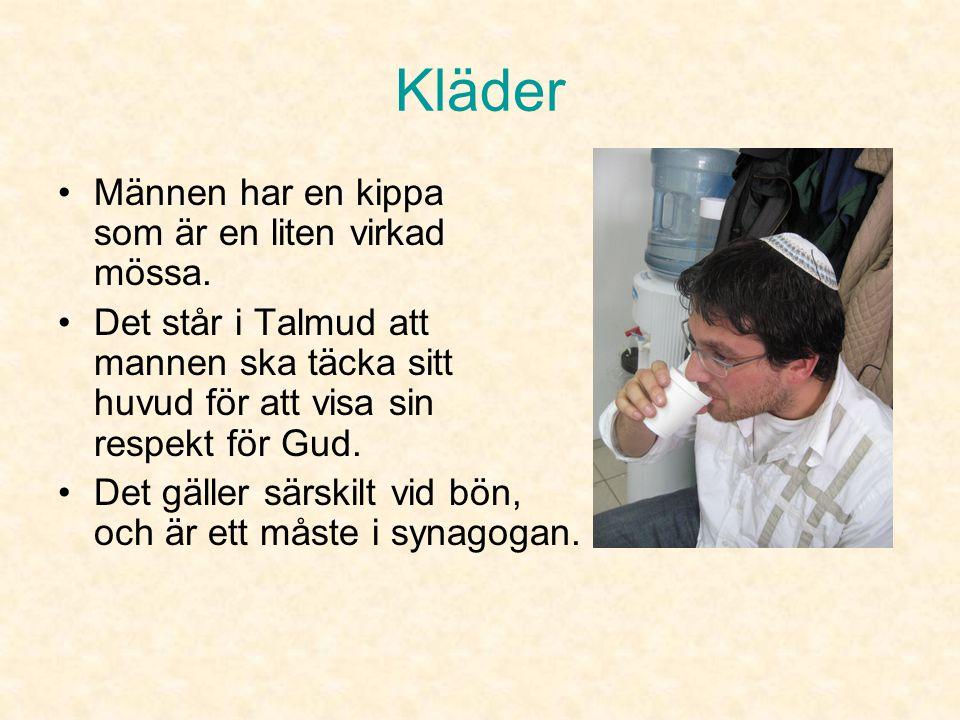 Religiös ledare •Rabbinen, har studerat de religiösa texterna och hjälper och undervisar folk i att tyda skrifterna och lagarna.