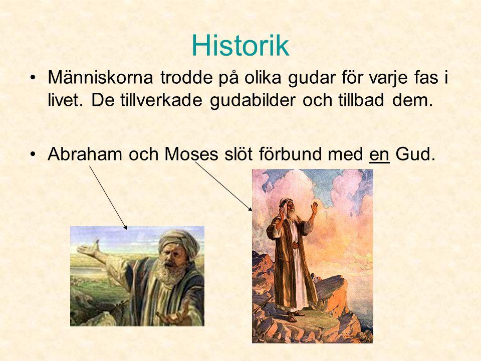 Hur har religionen uppkommit? •Tidigare religion? •Var? •När? •Hur? •Grundare?