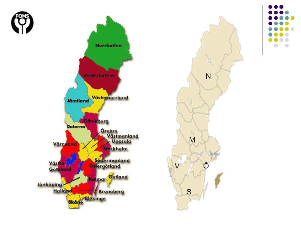 Livsstilsundersökningar Ung Livsstil - en studie av ungdomar i särskolan i Stockholm, Haninge, Jönköping och Tyresö.
