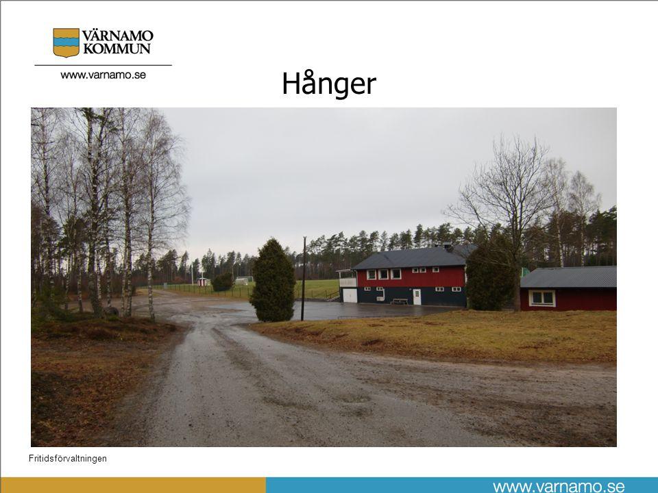 Fritidsförvaltningen Hånger