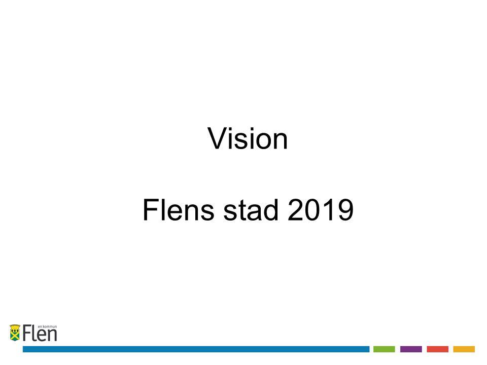 Vision Flens stad 2019