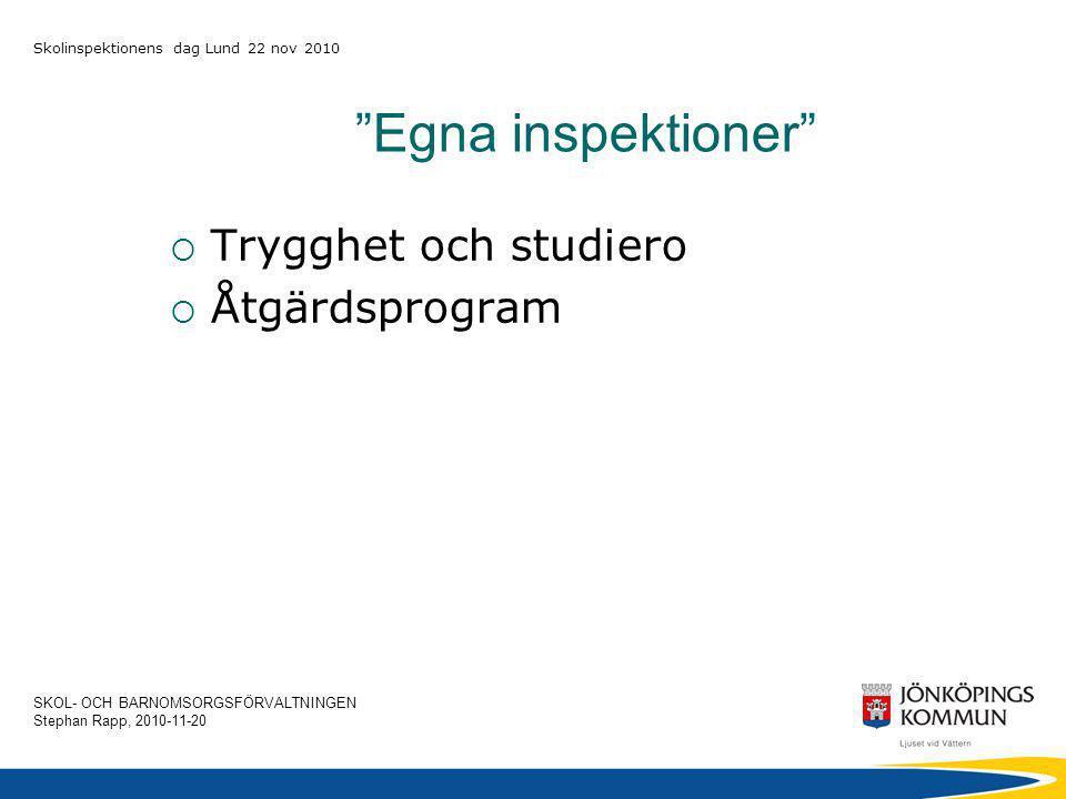 Skolförbättringsarbete i Jönköpings kommun