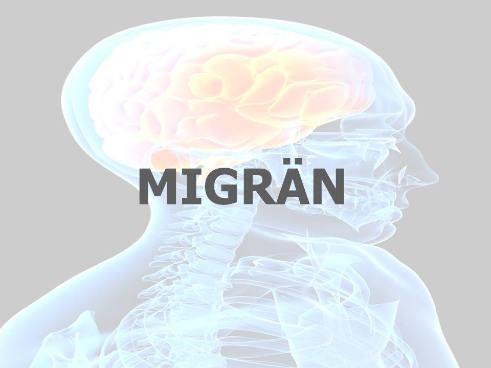 Migrän MIGRÄN