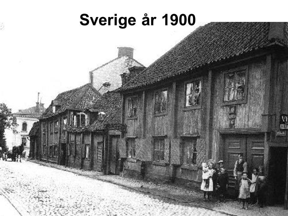 Bo Dahlbom Sverige år 1900