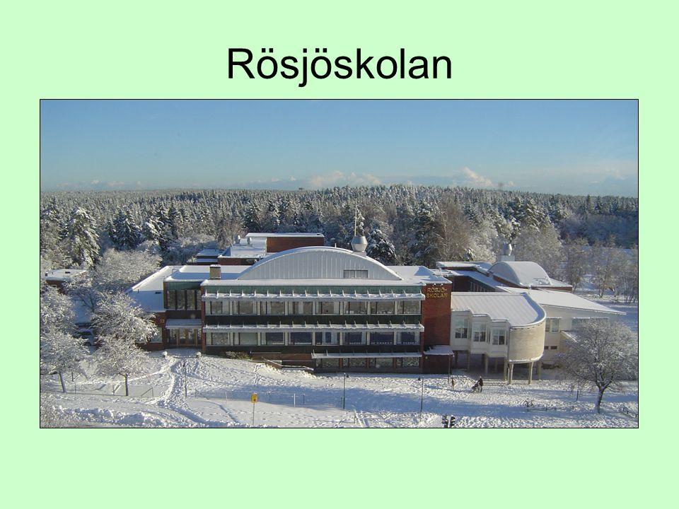 Edsbergs förnyelse i början av 90- talet. Vi bryr oss om . Starkt engagemang för skolan.
