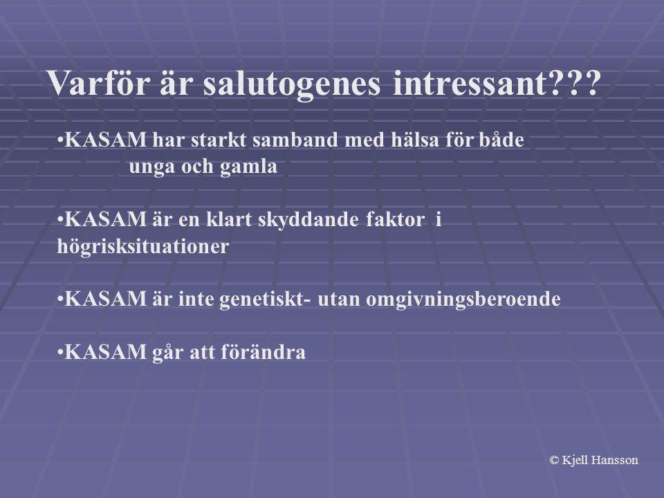 Varför är salutogenes intressant??.
