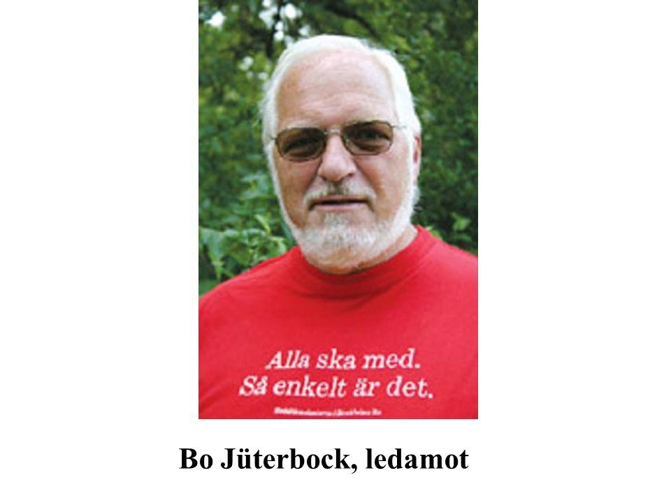 Bo Jüterbock, ledamot