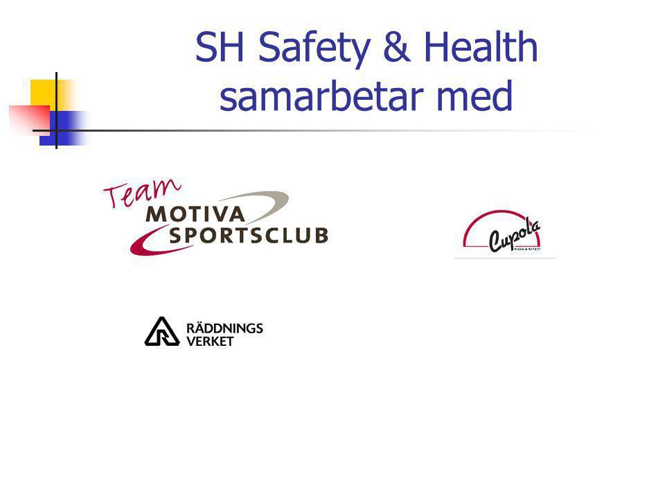 SH Safety & Health samarbetar med