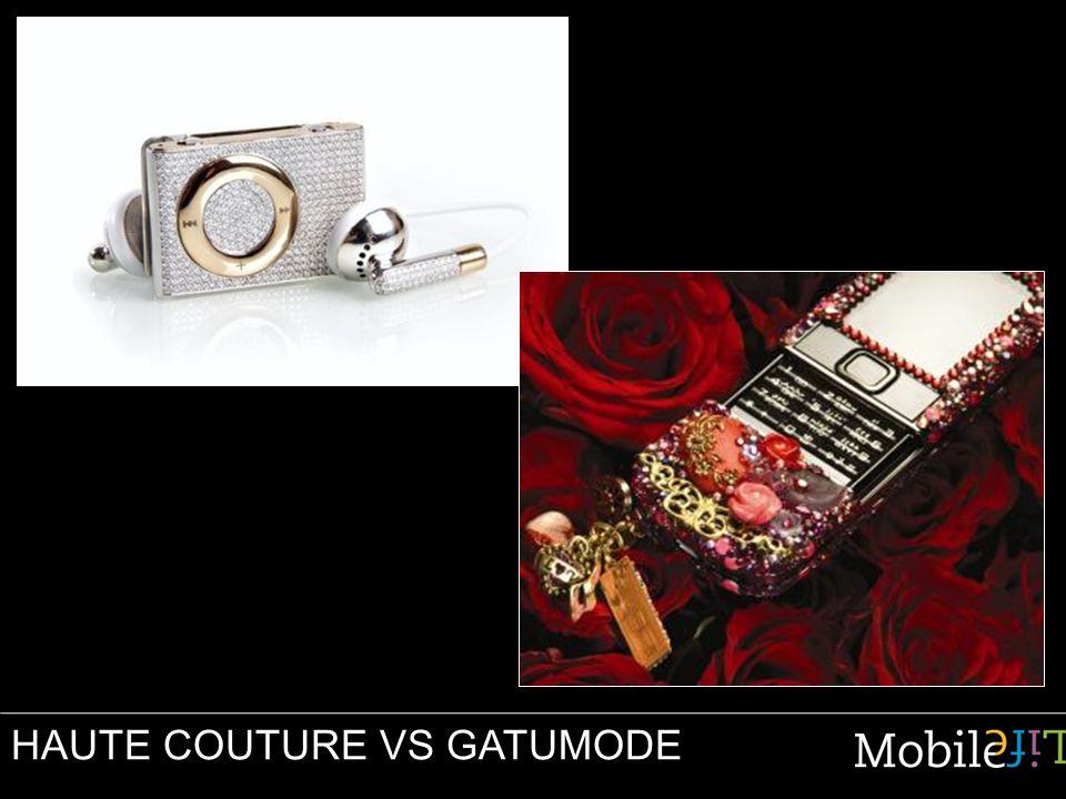 HAUTE COUTURE VS GATUMODE