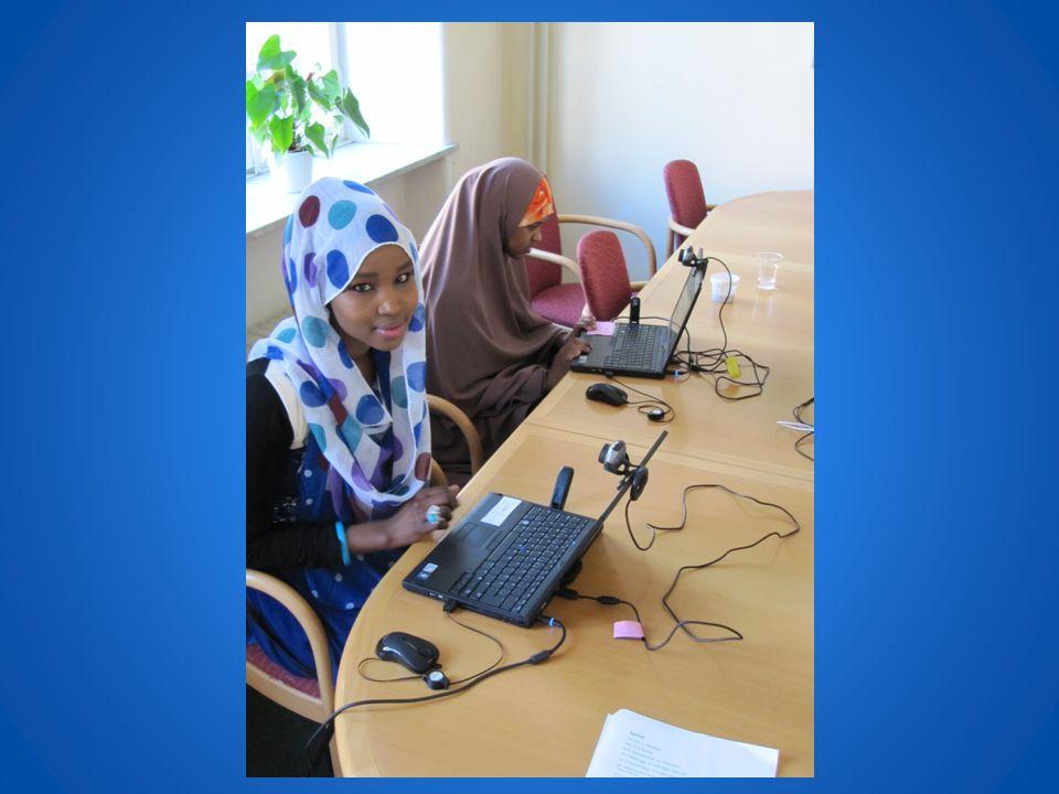 Sommarskola Under sommaren har verksamheten sommarskola för de boende.