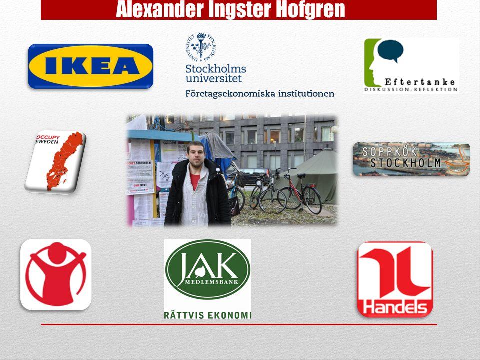 Alexander Ingster Hofgren