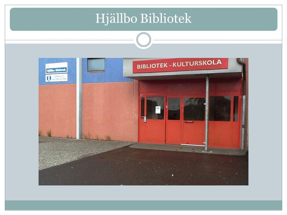 Hjällbo Bibliotek
