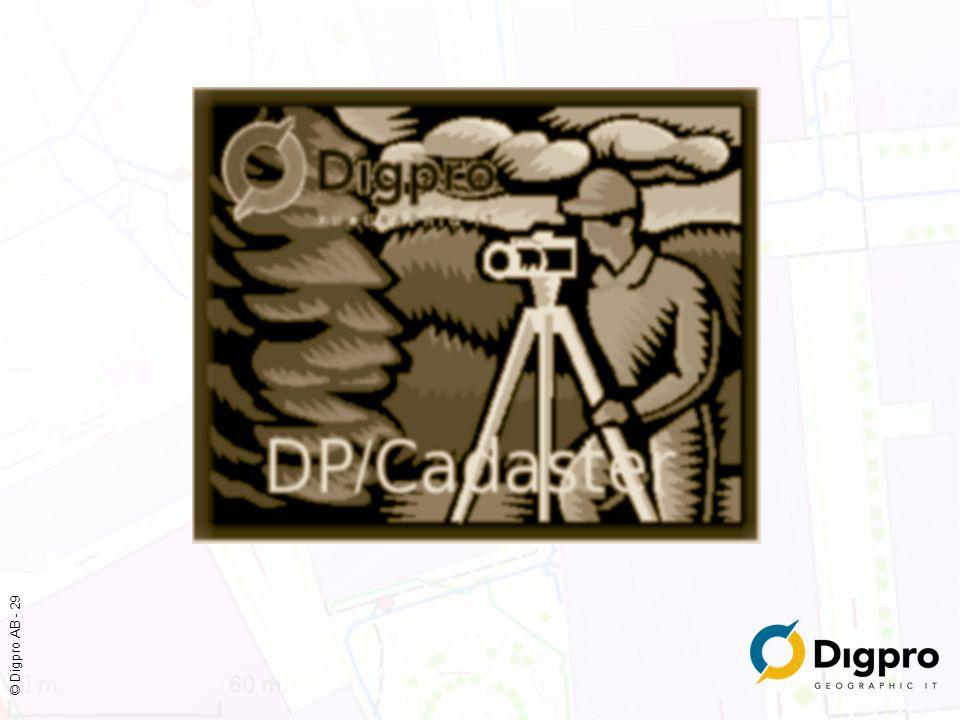 © Digpro AB - 29
