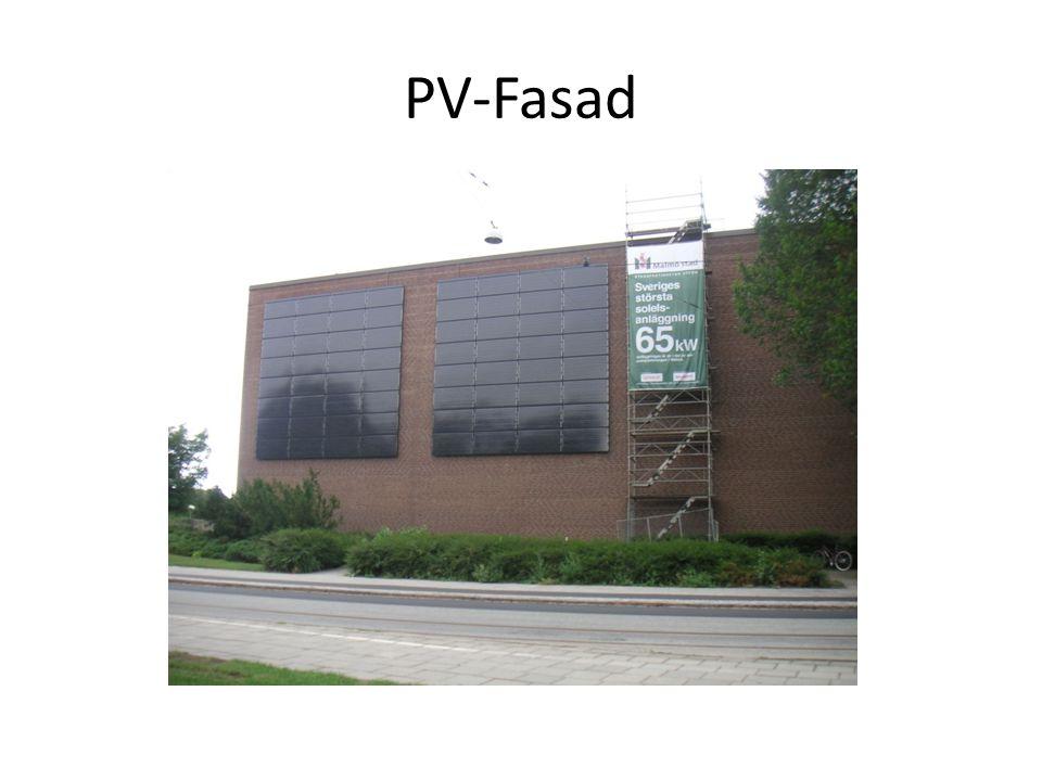 PV-Fasad