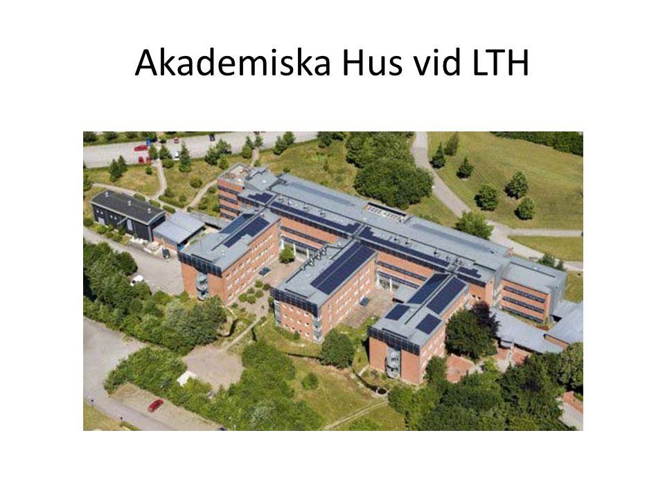 Akademiska Hus vid LTH