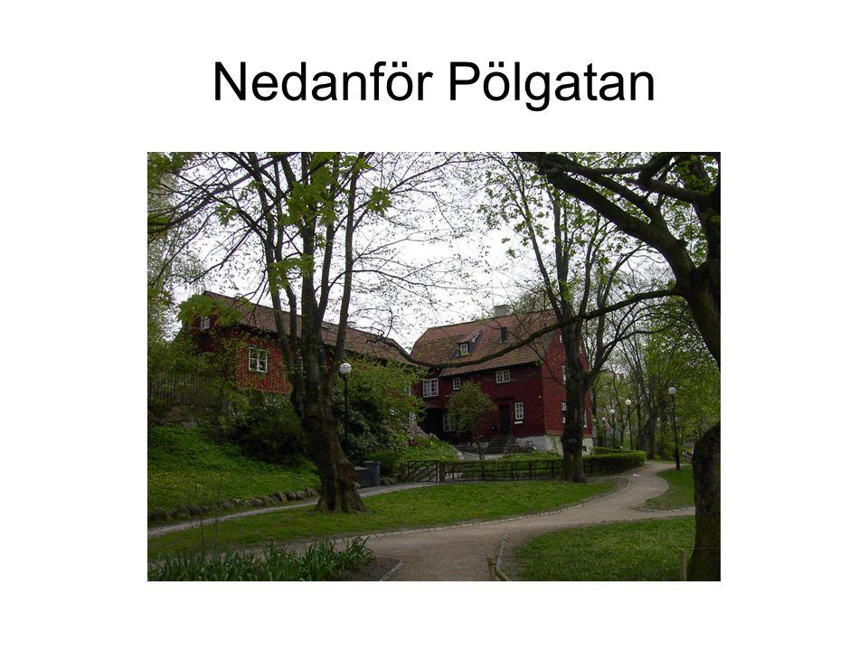 Nedanför Pölgatan