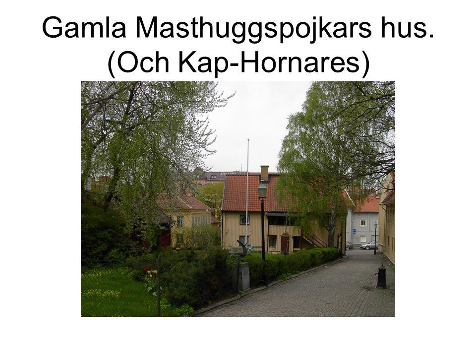 Gamla Masthuggspojkars hus. (Och Kap-Hornares)