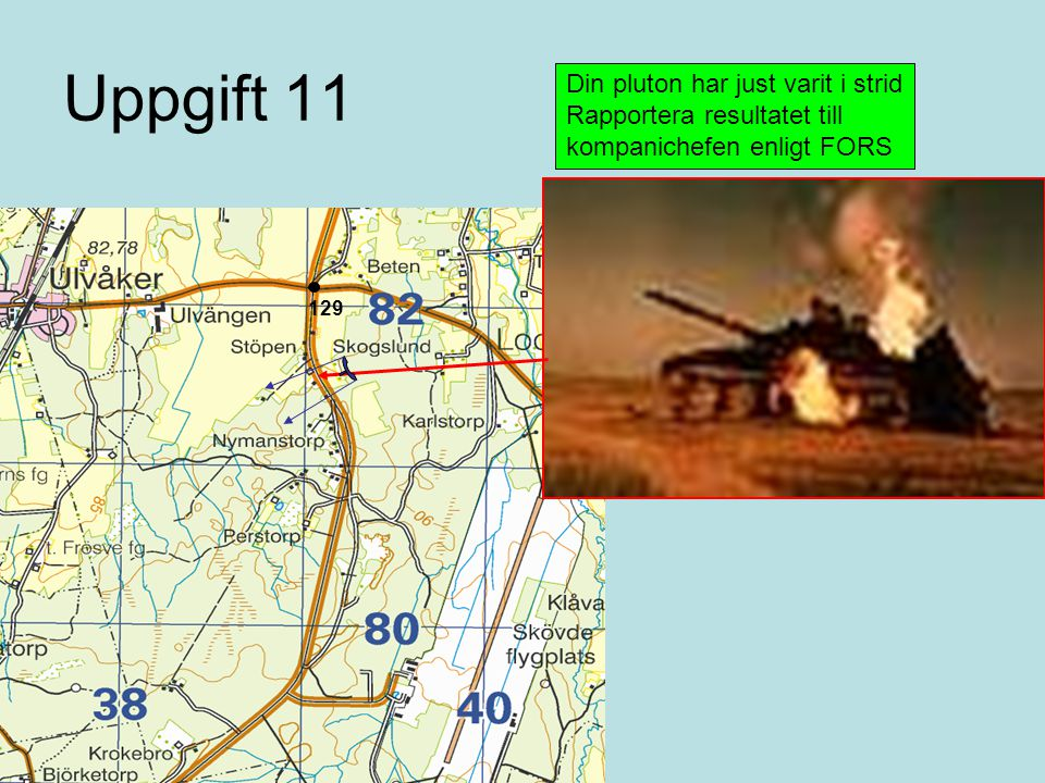 Uppgift 10 2003 Juli 8 155 Rapportera enligt 7S