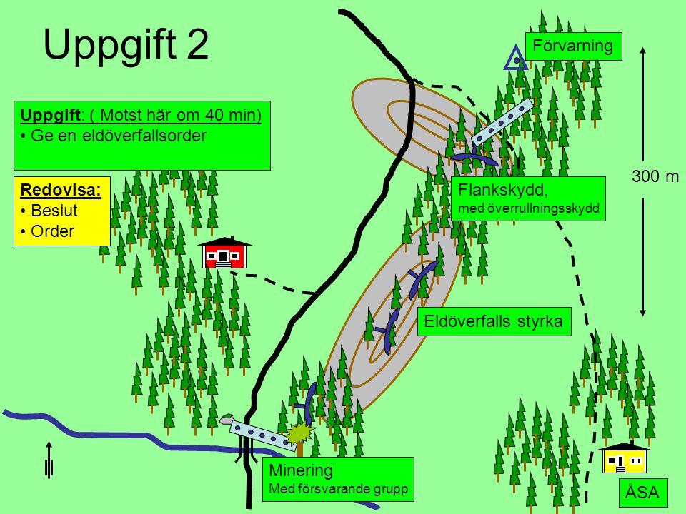 Uppgift 5 forts V10 125 131 129 A1 B1 C1 1001 1002 1003 Samordning: NIL ROE: 2; målidentifiering gäller, ej IE i bebyggelsen Ledning: Jag leder inledningsvis vid 1.plut Därefter vid 3.