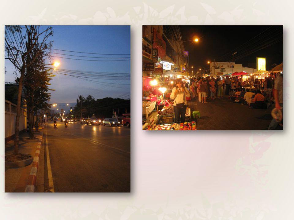 Klimat Regnperioden i Chiang Mai börjar i maj och slutar i oktober.