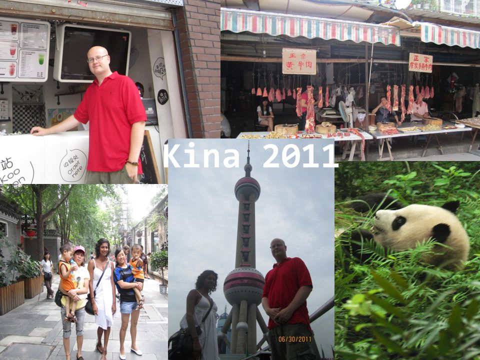 Kina 2011