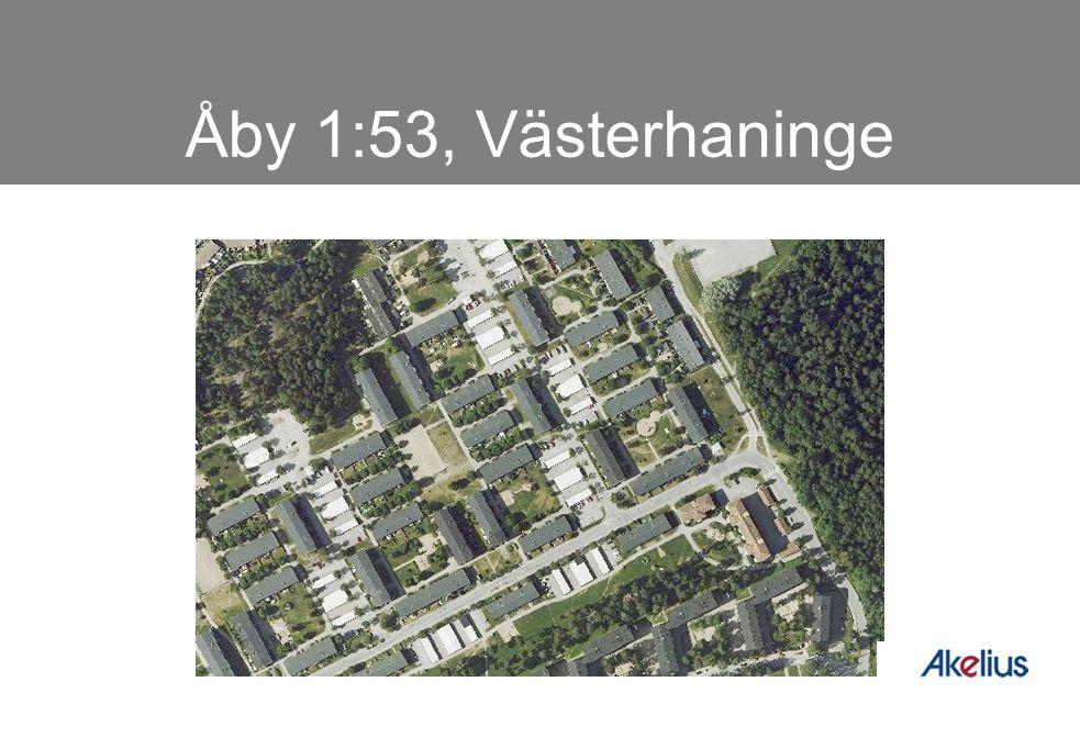Huvudsakliga uppdraget -Området som omfattar 469 lägenheter uppfördes i början av 60-talet och är i många stycken välbevarat och tidstypiskt.