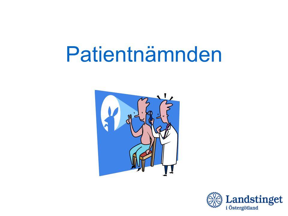Patientnämnden Stödpersonsverksamhet Nämnden har i uppgift att utse stödpersoner till patienter som vårdas enligt LRV, lagen om rättspsykiatrisk vård, eller LPT, lagen om psykiatrisk tvångsvård.