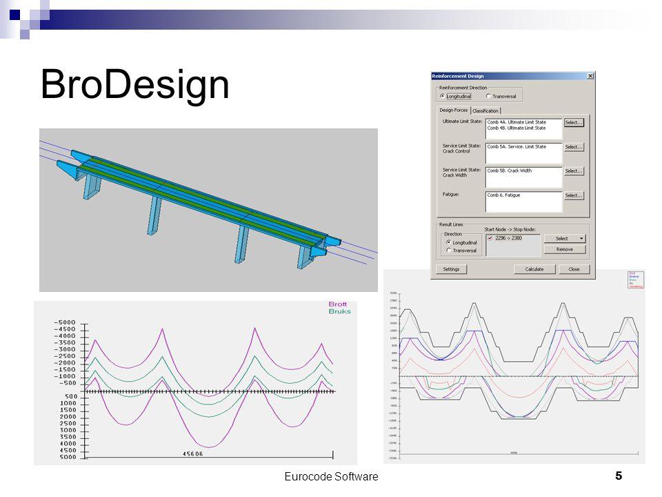 Eurocode Software5 BroDesign