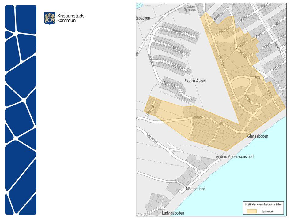 Bakgrund: Kristianstad växer •Vår tillväxt ska öka •En kustplan för ökat attraktivt boende pga utvecklingen mot allt mer permanent- boende längs kusten •Vi ska ge god service och vara tillgängliga, vilket kräver fungerande infrastruktur •Vår effektivitet och kvalitet ska bli ännu bättre •Livsmiljön ska vara god för alla