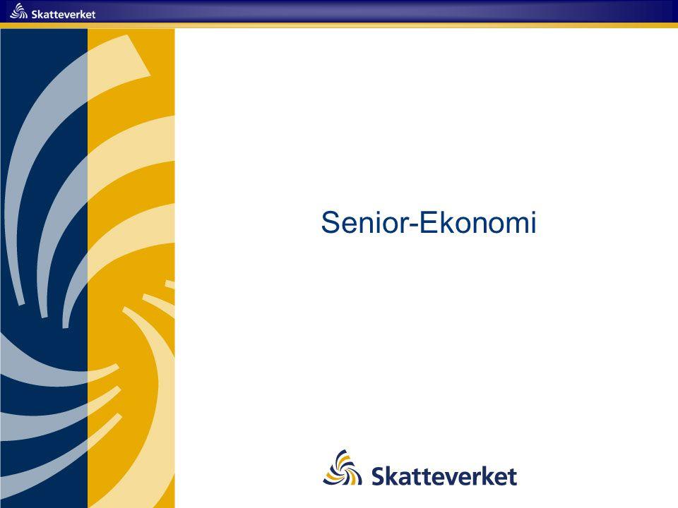 Senior-Ekonomi