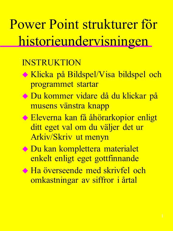 81 u 1377-1449 Stora schismen »parallellpåvar Krav på reformer Hus, Wycliff och Luther