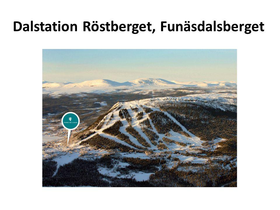 Dalstation Röstberget, Funäsdalsberget
