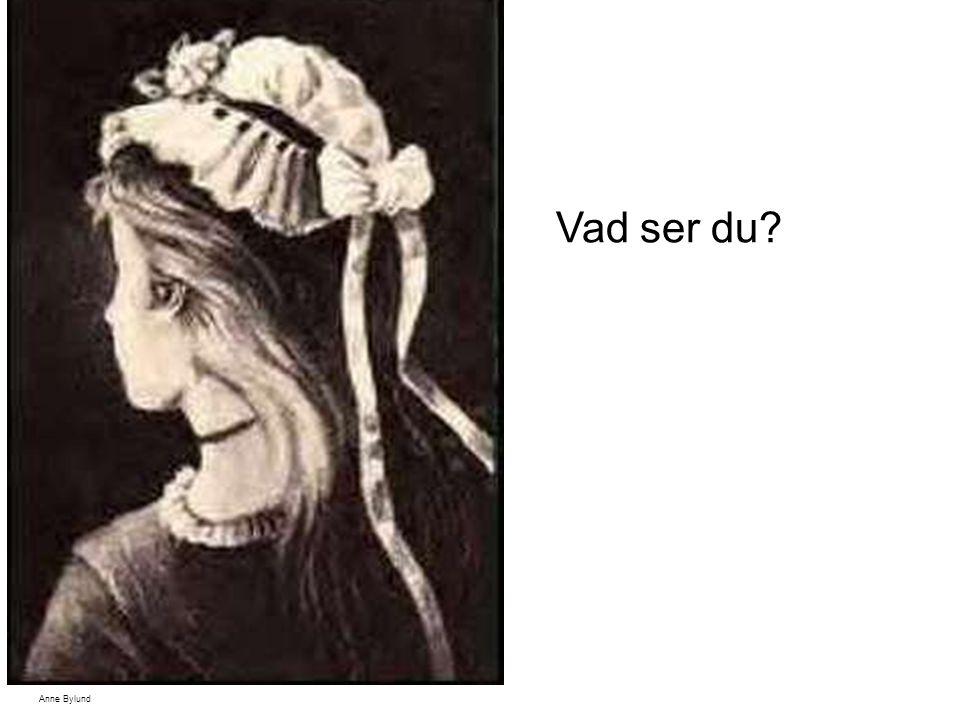 Anne Bylund Vad ser du?