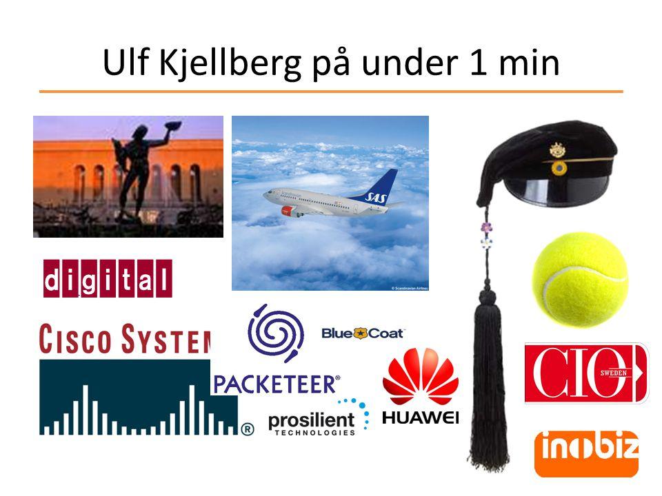 Ulf Kjellberg på under 1 min