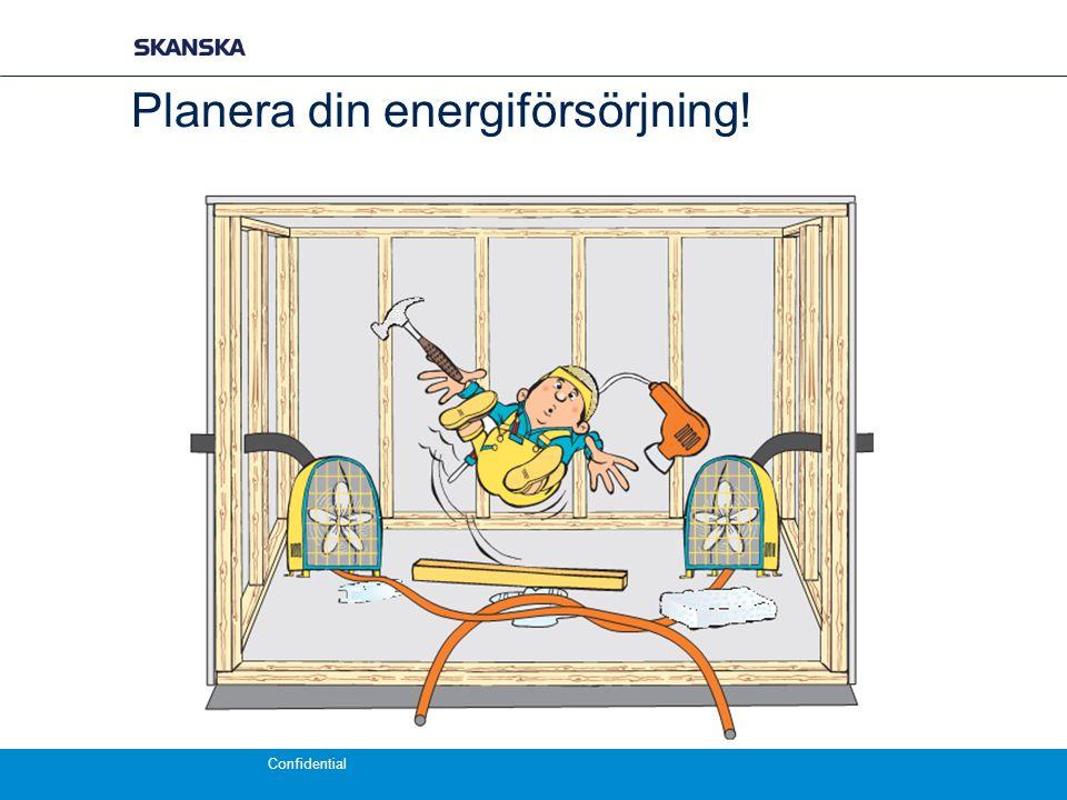 Confidential Planera din energiförsörjning!