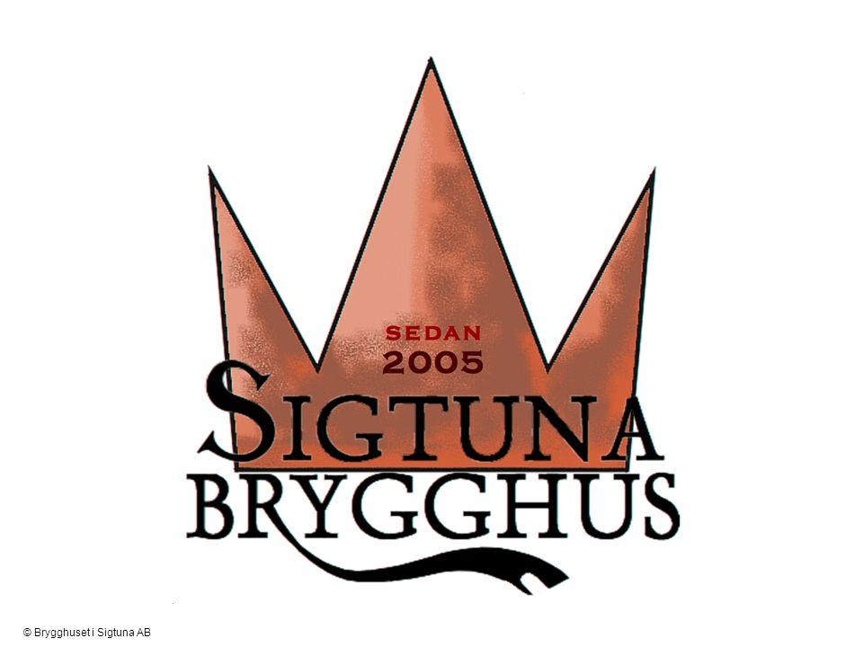 Sigtuna Brygghus © Brygghuset i Sigtuna AB