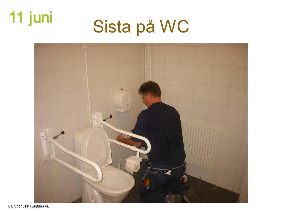 Sista på WC 11 juni © Brygghuset i Sigtuna AB