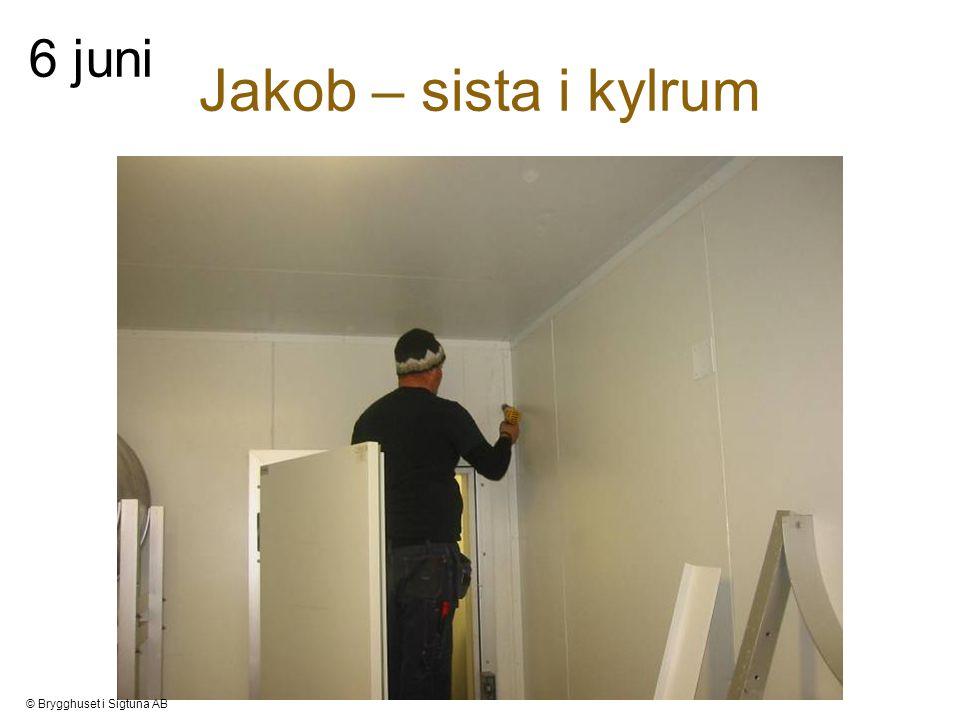 Jakob – sista i kylrum 6 juni © Brygghuset i Sigtuna AB