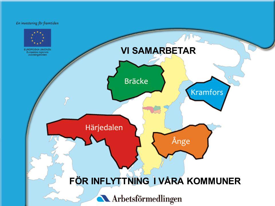 Bräcke +Många småföretag inom framför allt trä- och metallbearbetning men också matproduktion + Företagsamma föreningar + Gott om plats och stora möjligheter att välja boende + Långt mellan gårdarna men ändå centralt – mitt mellan Östersund och Sundsvall + En miljö att växa i och att växa upp i = Hur många plus behöver du för att bestämma dig?