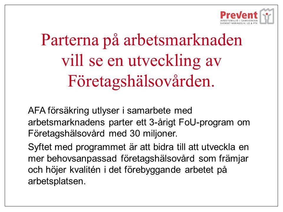 Samarbete företag och företagshälsovård Stadsdelsförvaltningen Fosie, Malmö stad berättar tillsammans med företagshälsovården Feelgood om sitt samarbete, om motiven för val av företagshälsovårdstjänster och hur processen fram till beställning gått till.
